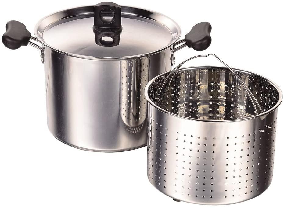 パール金属(パールキンゾク)アヴァンティ パスタ鍋 HB-1043の商品画像