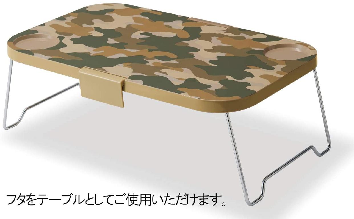 伊勢藤(イセトウ)ミラーゴ カーキ I-582の商品画像3