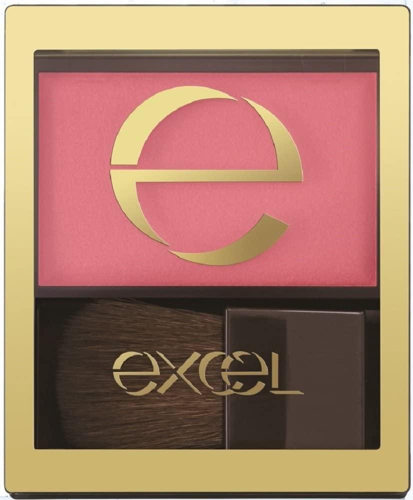 excel(エクセル)スキニーリッチチークの商品画像