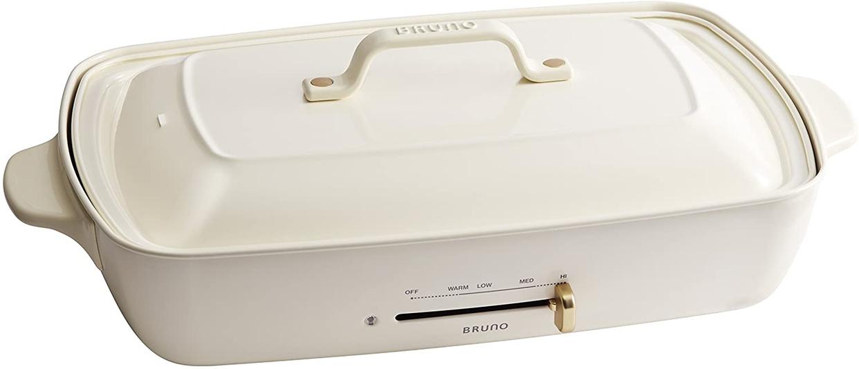 BRUNO(ブルーノ) ホットプレート グランデサイズ BOE026の商品画像