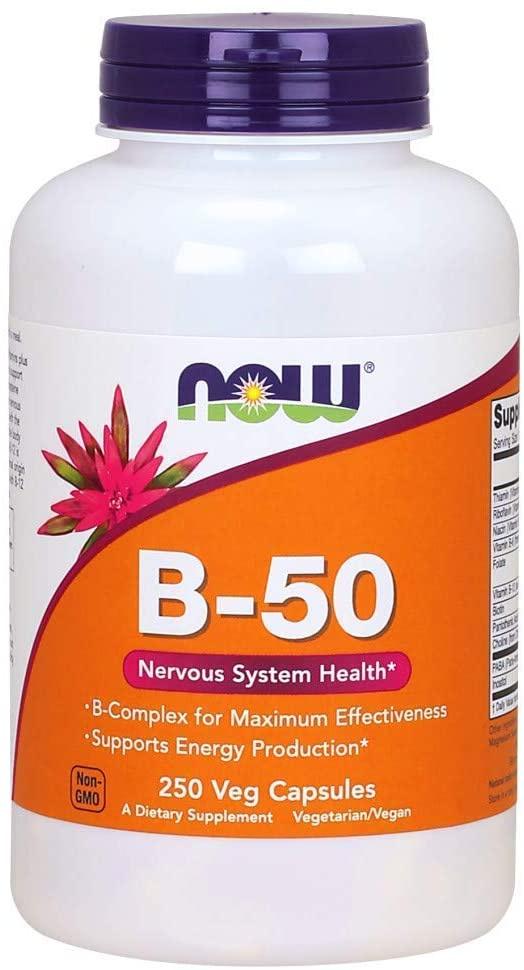 NOW Foods(ナウフーズ) ビタミンB-50