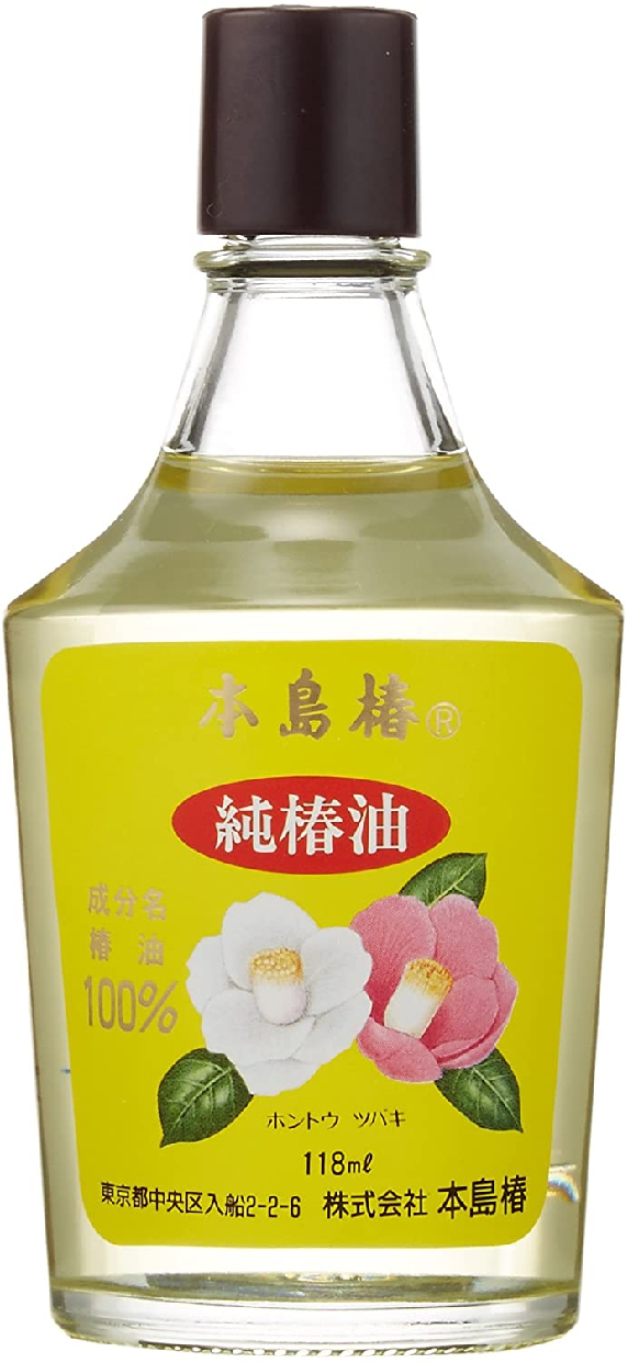 本島椿 純椿油の商品画像