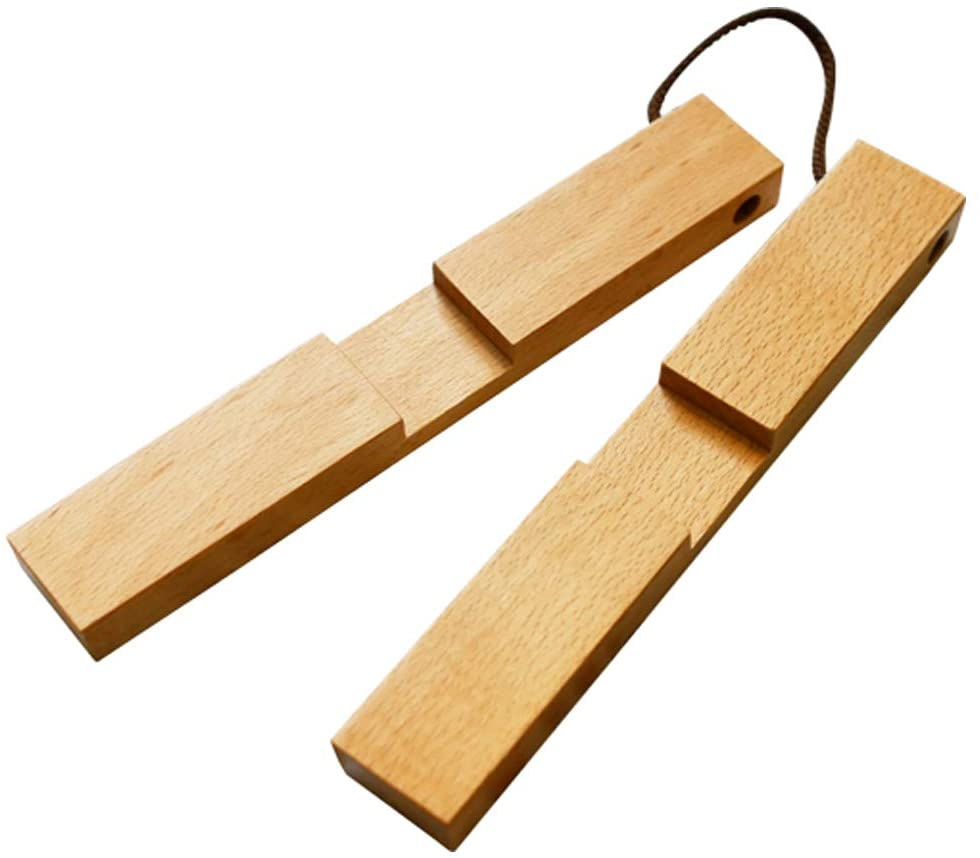 alphax(アルファックス) 鍋敷き 木目 18×18×1.5cm ブナ クロス鍋敷 小 903079の商品画像2