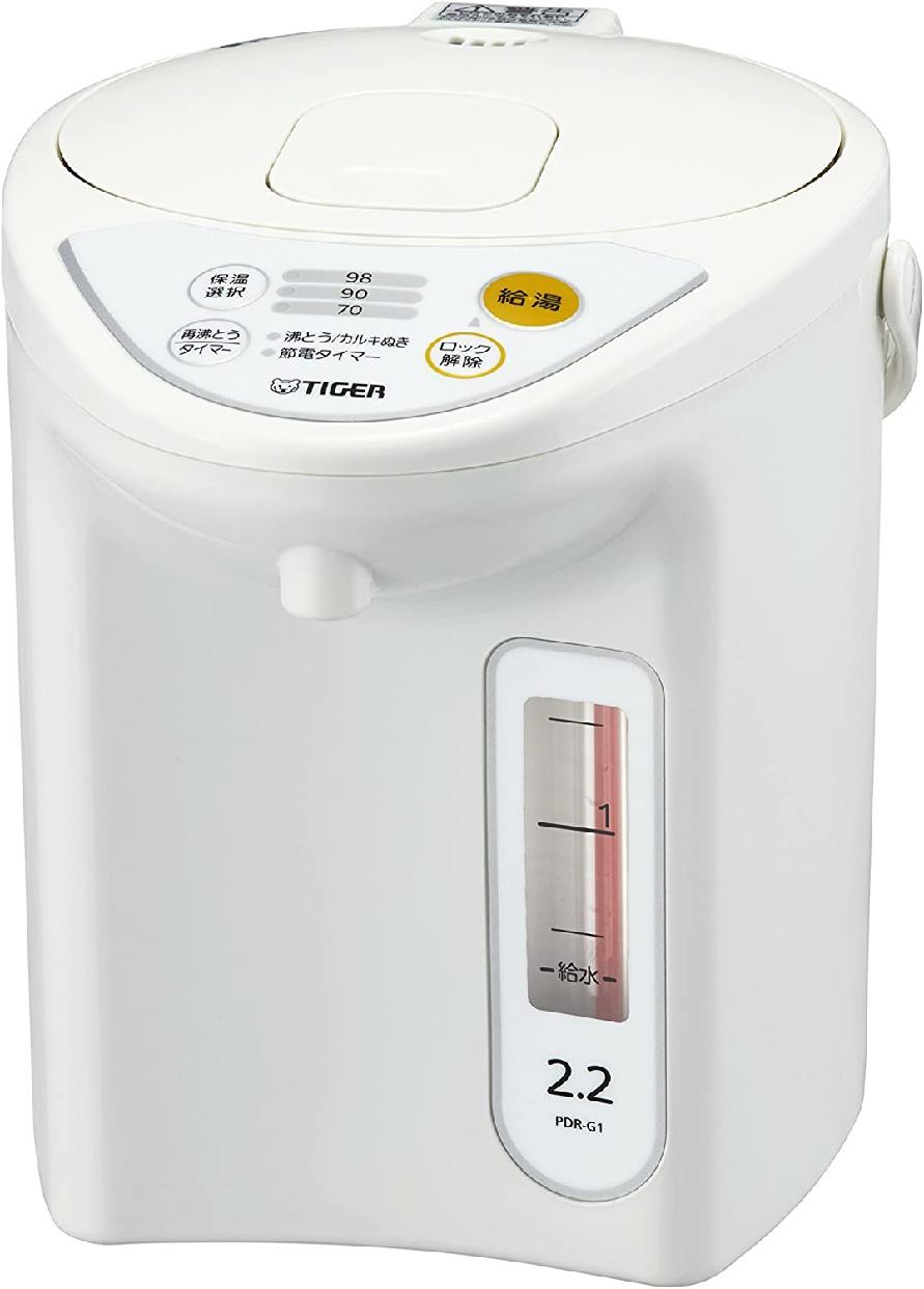TIGER(タイガー)マイコン電動ポット PDR-G221の商品画像
