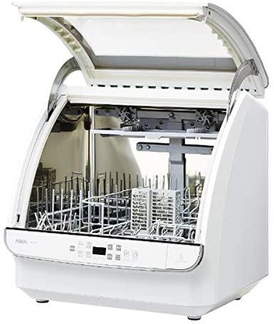 AQUA(アクア) 食器洗い機(送風乾燥機能付き) ADW-GM1 ホワイトの商品画像2