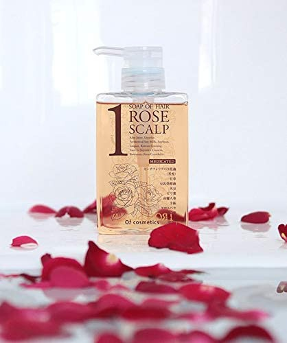Of cosmetics(オブ・コスメティックス) 薬用ソープオブヘア・1-ROスキャルプ (ローズブーケの香り)の商品画像17