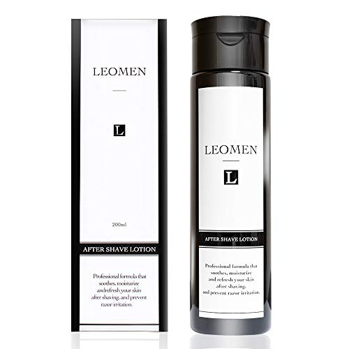 LEOMEN(レオメン)アフターシェーブローションの商品画像