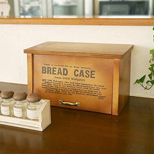 BREA(ブレア) ブレッドケース 木の扉 ブラウン BREA-1454の商品画像4