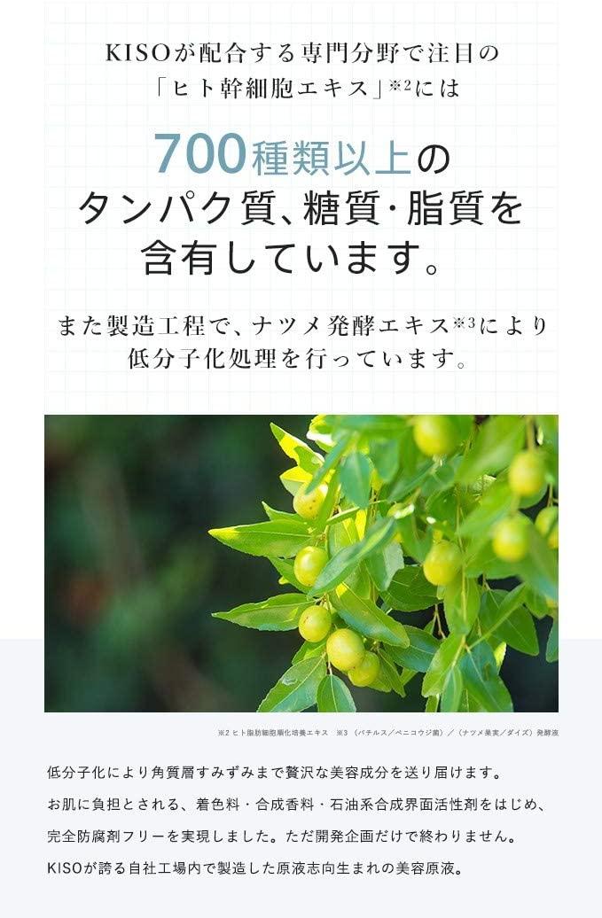 KISO(キソ)ステム セルフ セラムの商品画像4