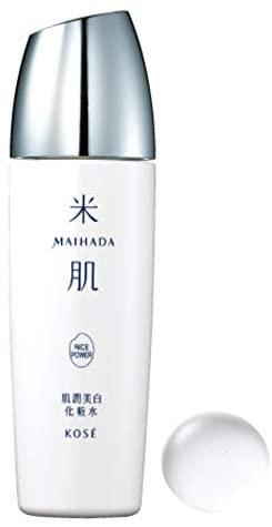 米肌(MAIHADA) 肌潤美白化粧水の商品画像