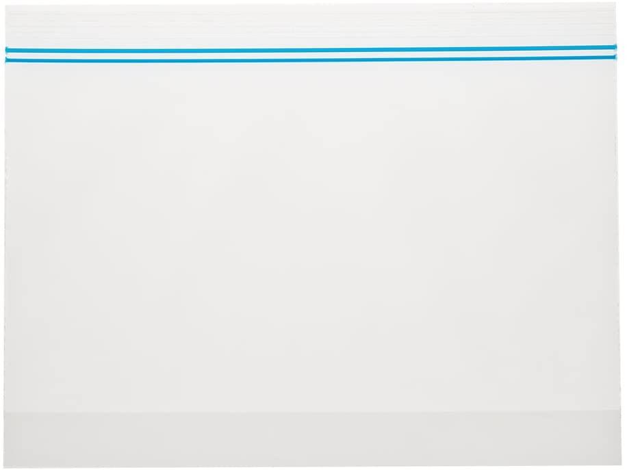 Kuras(クラス) ダブルジッパーバッグ Lサイズ(マチ付き)の商品画像2