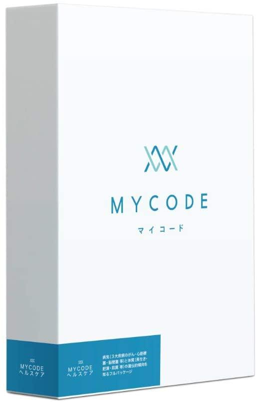 MYCODE(マイコード) マイコード ヘルスケアの商品画像
