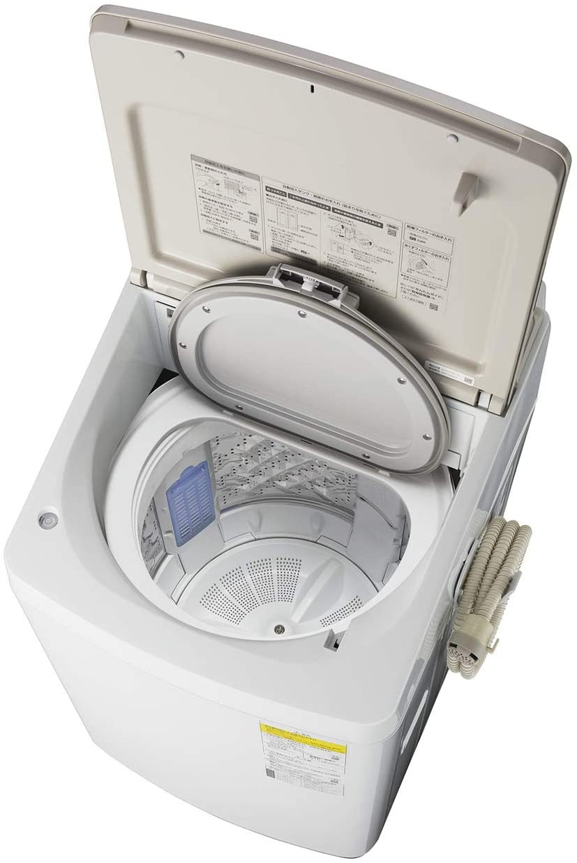 Panasonic(パナソニック) 洗濯乾燥機 NA-FW100K7の商品画像3