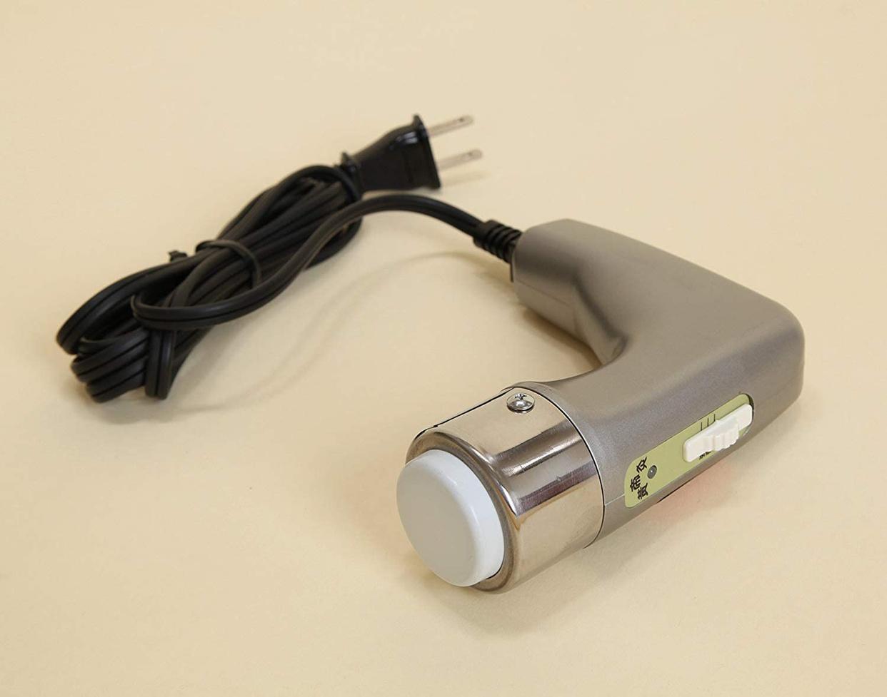 黄帝灸 ナノプラチナ II型 電気温灸器の商品画像