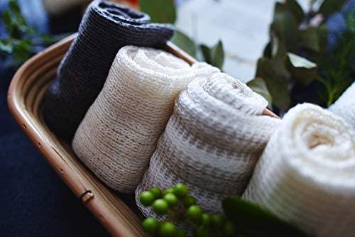 藤栄(FUJIEI) ボディタオル ナチュラル ブレス オーガニックコットン BL-403の商品画像4