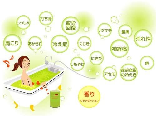 高陽社 薬用入浴剤 パインハイセンスの商品画像4