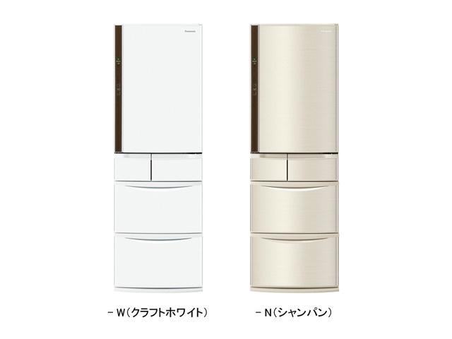 Panasonic(パナソニック) 冷蔵庫 NR-E430Vの商品画像