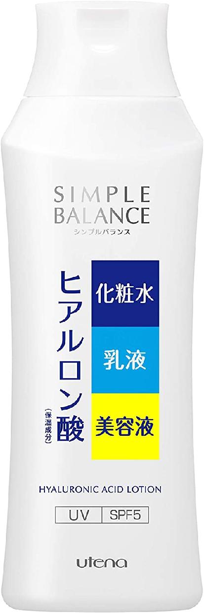 SIMPLE BALANCE(シンプルバランス) うるおいローションの商品画像2