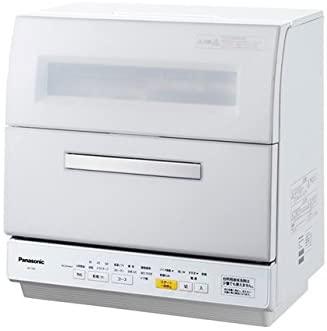 Panasonic(パナソニック) 食器洗い乾燥機 NP-TR8-W(ホワイト)の商品画像
