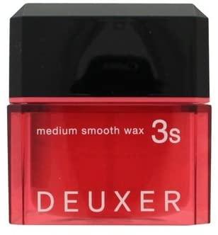 DEUXER(デューサー) ミディアムスムースワックス 3Sの商品画像