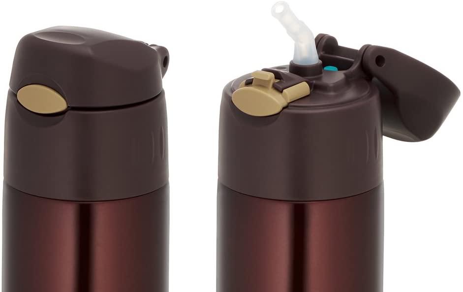 THERMOS(サーモス) 真空断熱ストローボトル FHL-550 ブラウン(BW)の商品画像4