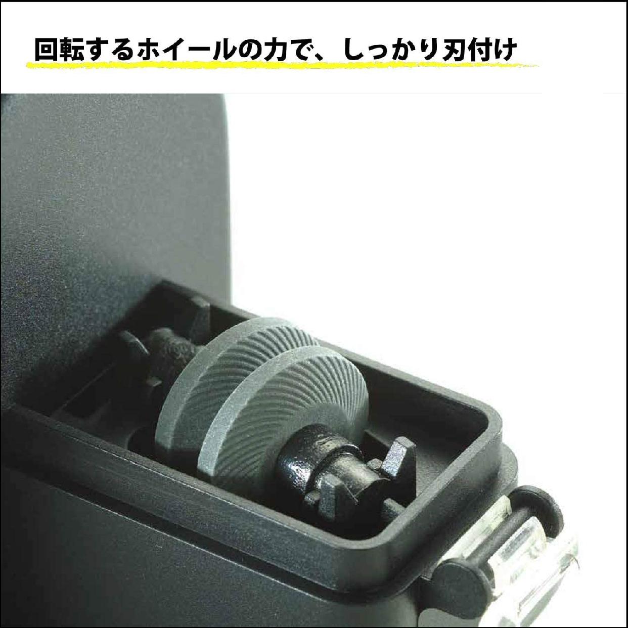 京セラ(キョウセラ)ロールシャープナー ブラック RS-20BK(N)の商品画像5