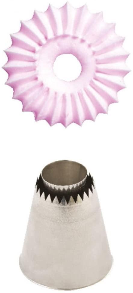 Kingsie 絞り口金 花型 2個入りの商品画像5