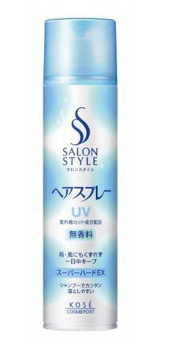 SALON STYLE(サロンスタイル) ヘアスプレー(スーパーハード)の商品画像