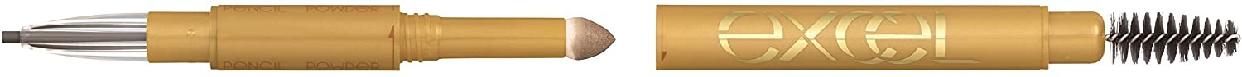 excel(エクセル) パウダー&ペンシルアイブロウEXの商品画像9