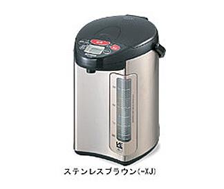 象印(ぞうじるし)マイコン沸とうVE電気まほうびん 優湯生(ゆうとうせい)/CV-DG40の商品画像