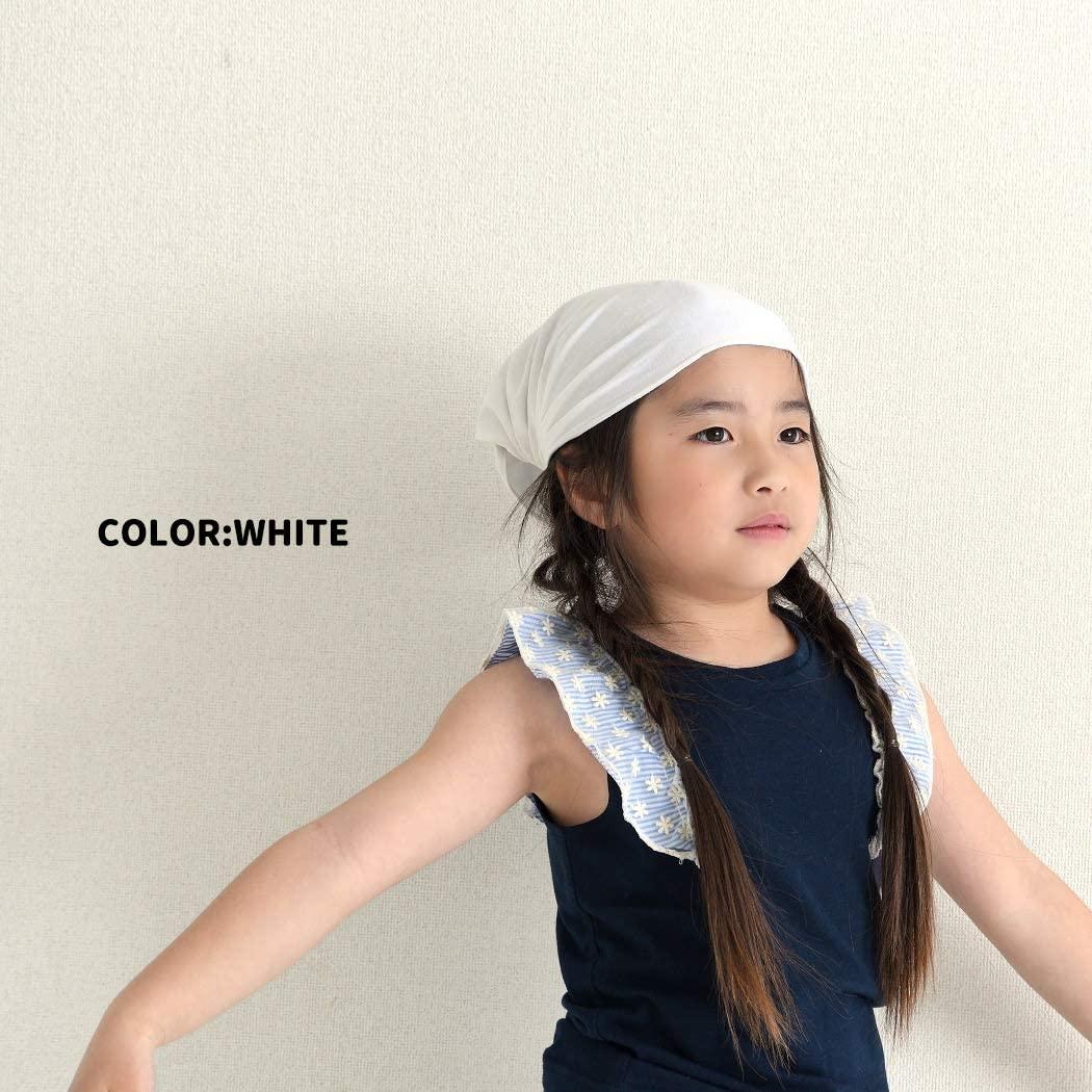 charm kids(チャーム キッズ) KARA ビスコース バンダナ ターバン ヘアバンドの商品画像6