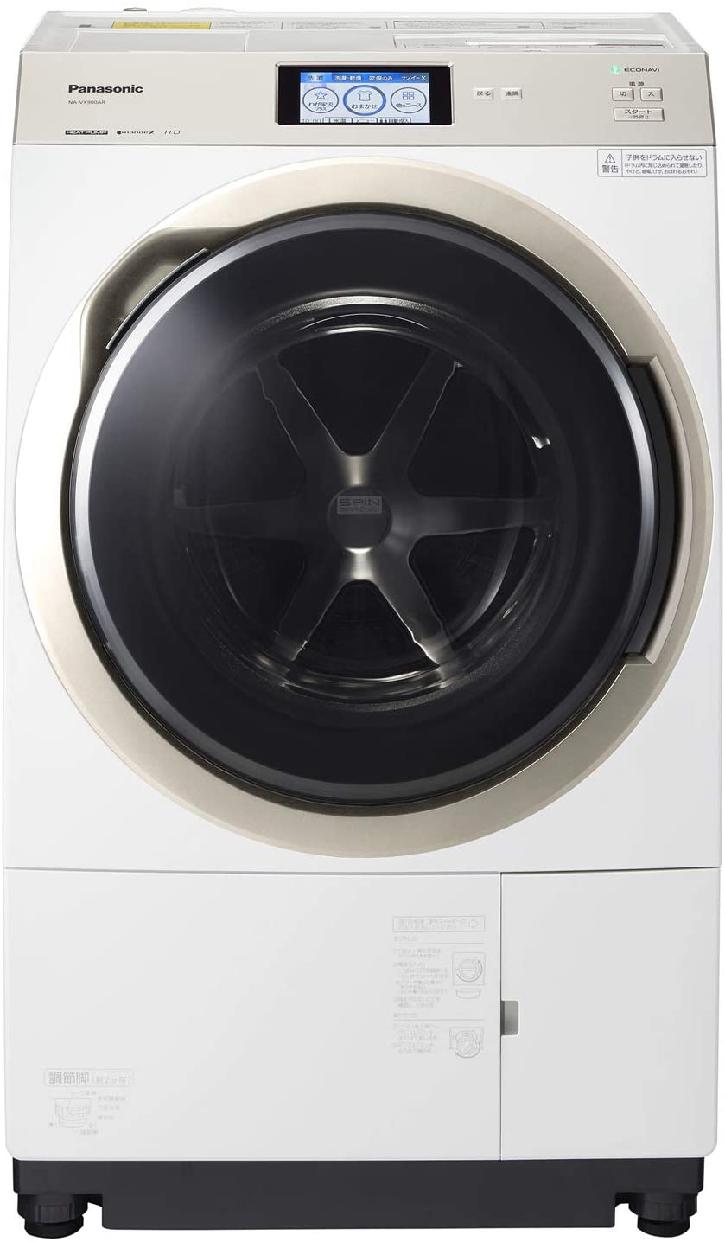 Panasonic(パナソニック) ななめドラム洗濯乾燥機 NA-VX900AL/Rの商品画像2