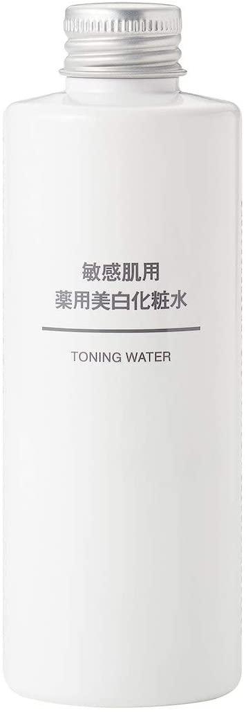 無印良品(MUJI) 敏感肌用薬用美白化粧水の商品画像