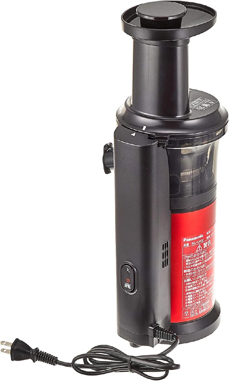 Panasonic(パナソニック) ビタミンサーバー 低速ジューサー MJ-L400の商品画像3
