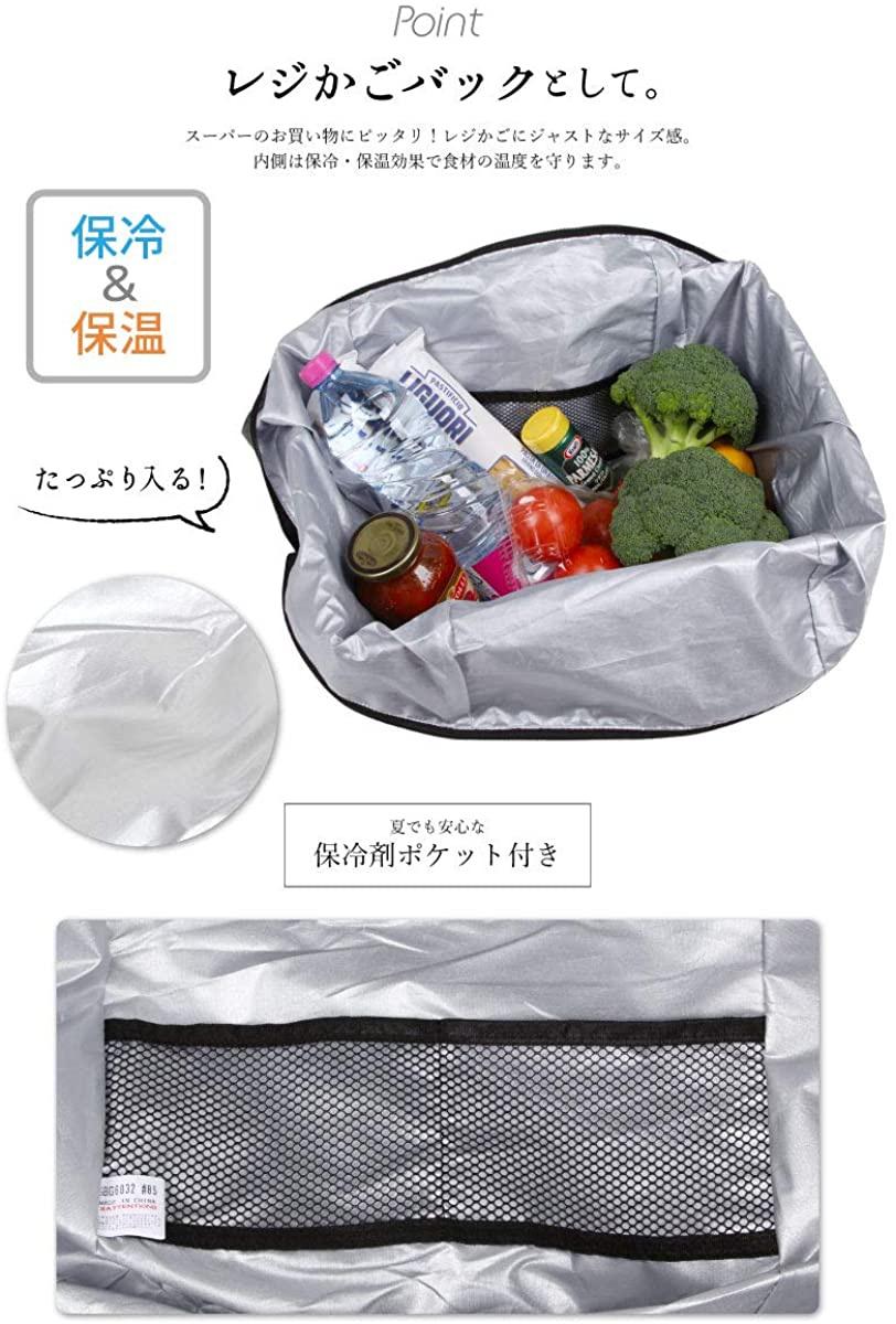 chepeli(シェペリ) 保冷ショッピング2WAYリュックの商品画像5