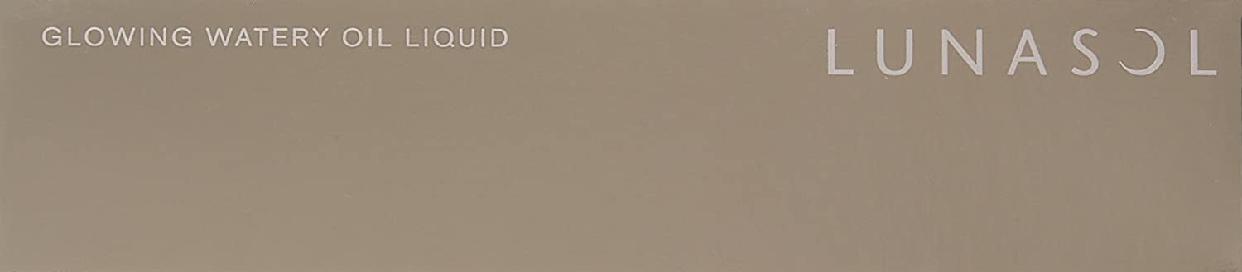 LUNASOL(ルナソル) グロウイングウォータリーオイルリクイドの商品画像2