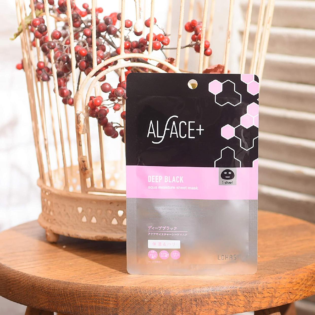 ALFACE+(オルフェス) ディープブラックの商品画像5