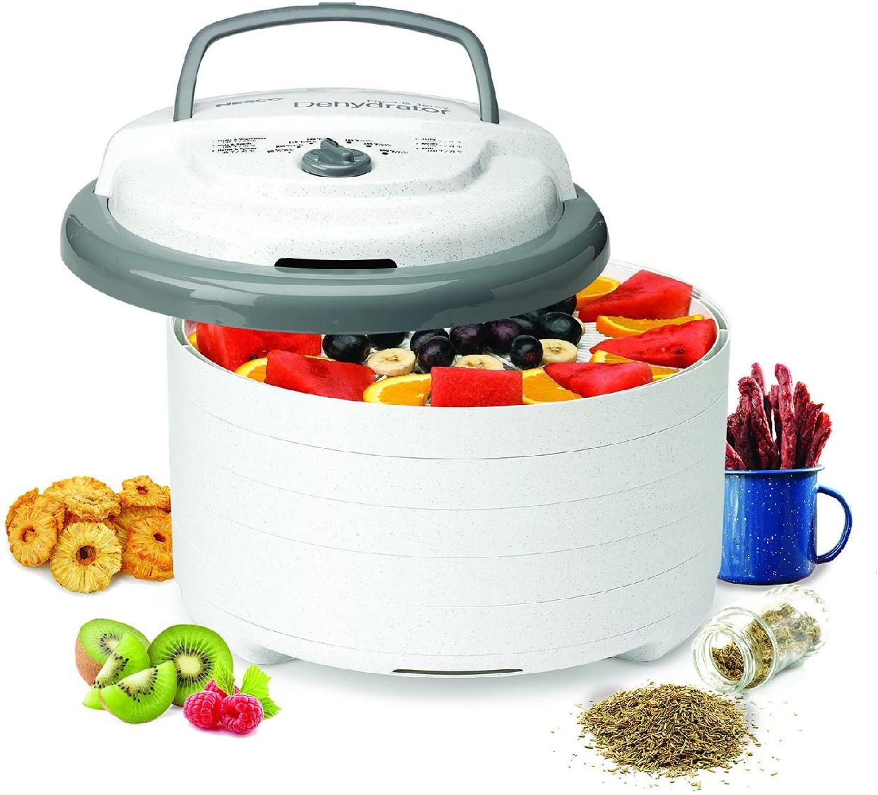 Nesco(ネスコ)スナックマスター 食品乾燥機 FD-75A【並行輸入】の商品画像2