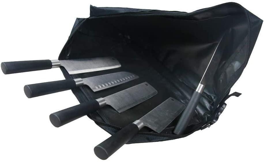 QEES(キューイーズ) 包丁ケース  DD33 ブラックの商品画像