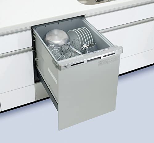Panasonic(パナソニック) ビルトイン食器洗い乾燥機 NP-45MC6T シルバーの商品画像2