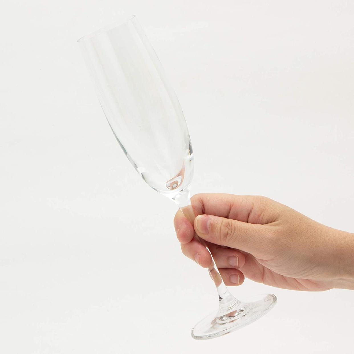 東洋佐々木ガラス シャンパン RN-10254CS クリアの商品画像8