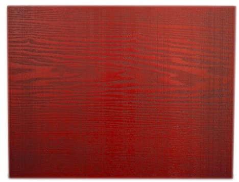 漆器かりん本舗(しっきかりんほんぽ)木製 ランチョンマット 板目(長角) 42×32cmの商品画像