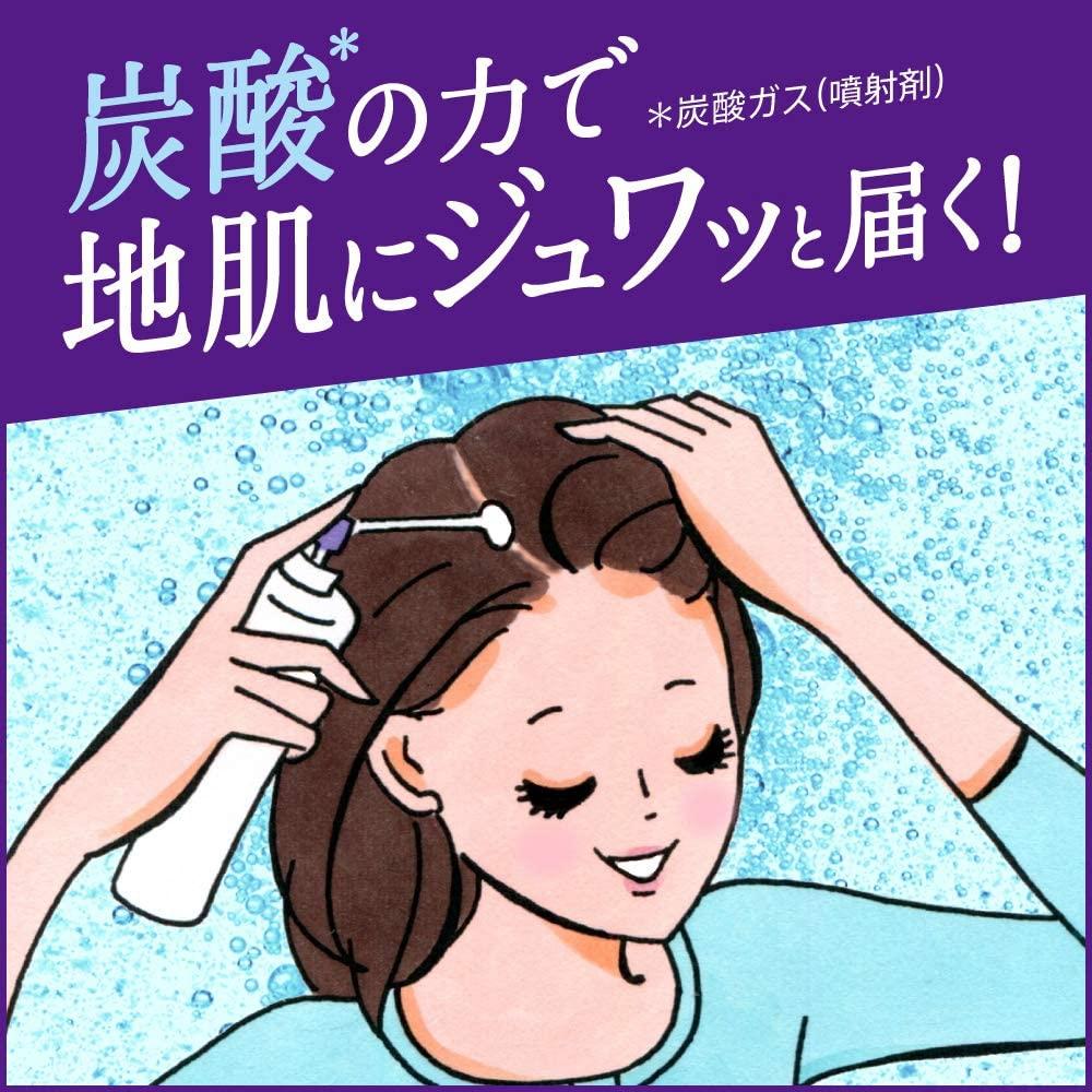 Segreta(セグレタ) 髪を育むスプレーの商品画像6