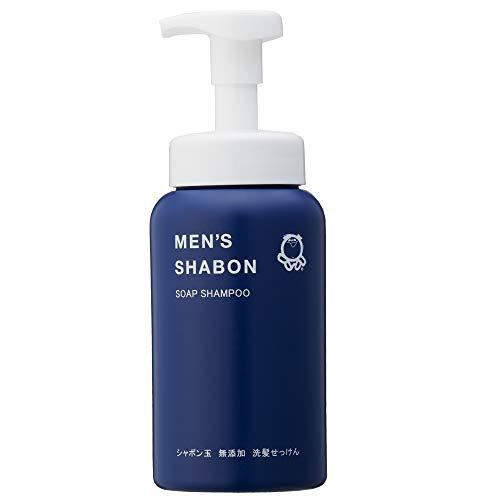 メンズシャボン メンズシャボン ソープシャンプーの商品画像