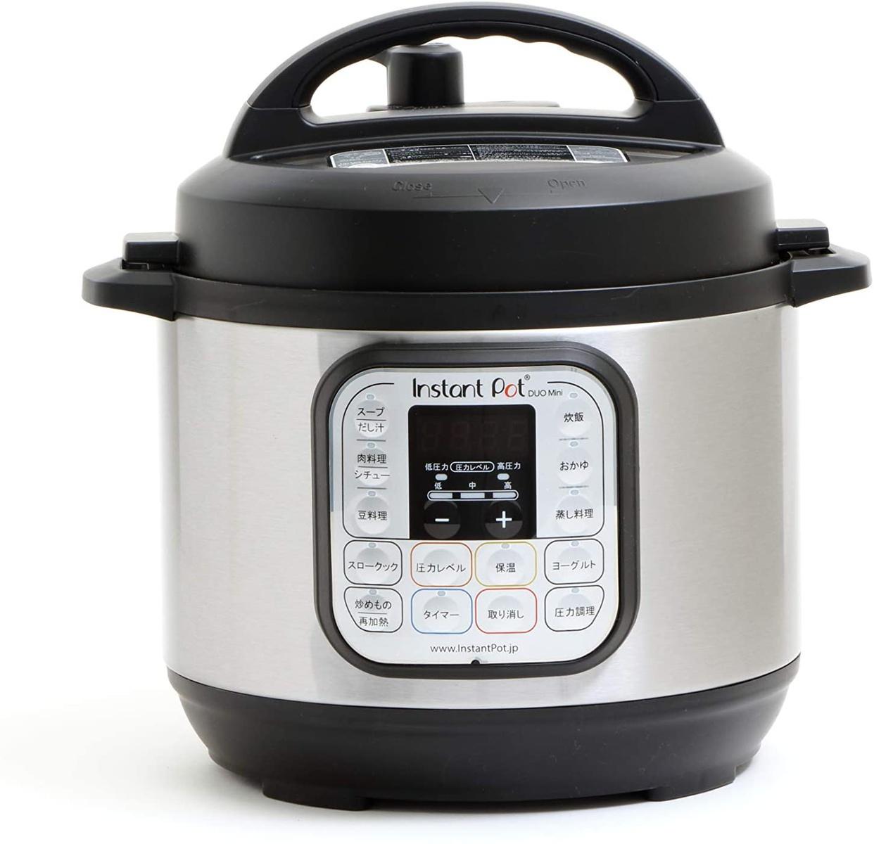 Instant Pot(インスタントポット) インスタントポット DUO Miniの商品画像