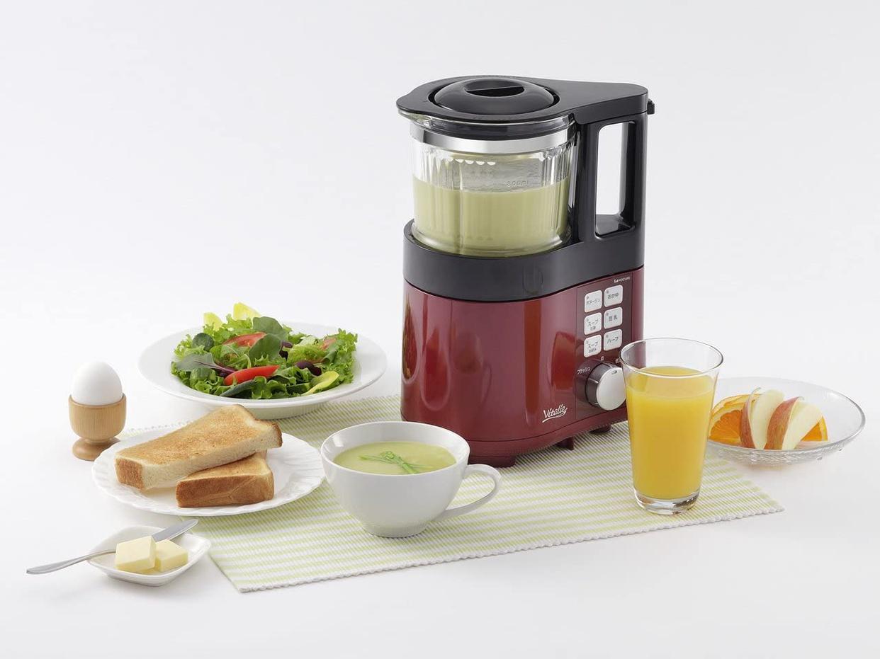 KOIZUMI(コイズミ) スープメーカー KSM-1010/Rの商品画像7