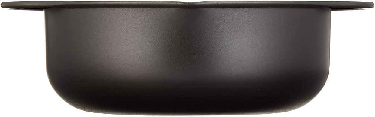 Panasonic(パナソニック) 卓上IH用てんぷら鍋 ブラック KZ-T1Kの商品画像2
