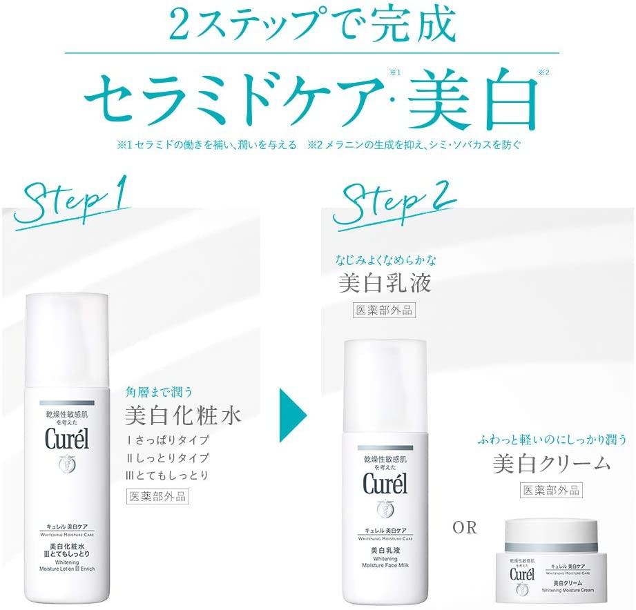 Curél(キュレル) 美白化粧水 III とてもしっとりの商品画像8