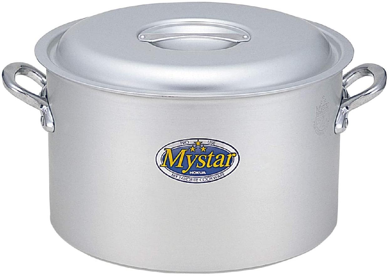 Pro Mister(プロマイスター) (業務用) 半寸胴鍋 18cm AHV5718の商品画像