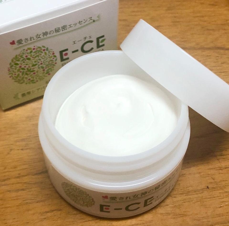 E-CE(エーチェ) 8種類の精油と濃厚シアバターのオーガニッククリーム